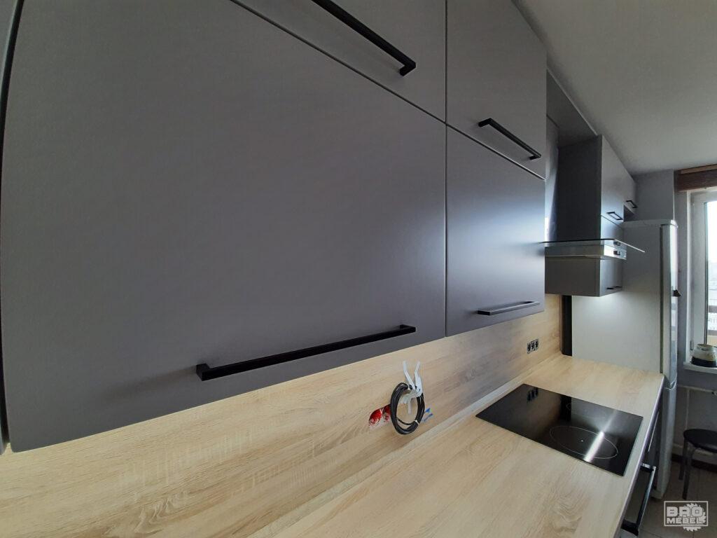 кухня в скандинавском стиле на заказ псков